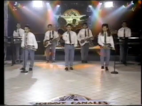La Sombra De Tony Guerrero - El Sapo - The Johnny Canales Show
