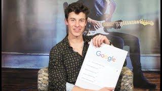 🔎 Buscando Meu Nome #24: Shawn Mendes