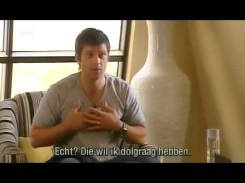 Greg Vaughan Interviewed by Ushi Part 2 Video