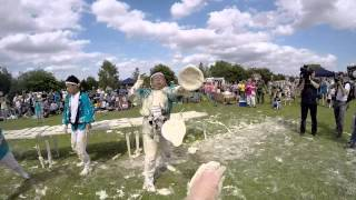 World Custard Pie Championship 2015