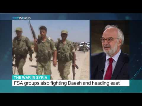 Interview with Samir Hafez on the war in Syria