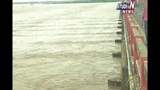 Dowleswaram Barrage Gates Opened | Huge Flood Water Inflow to Project