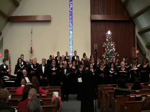 "SCC Choir - Handel's ""Messiah"" No. 14-17 (Glory to God)"