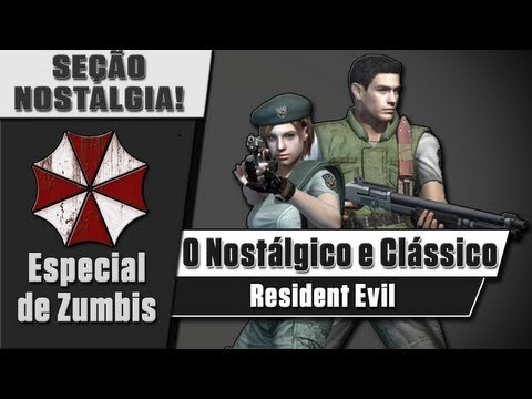 Seo Nostalgia - Resident Evil