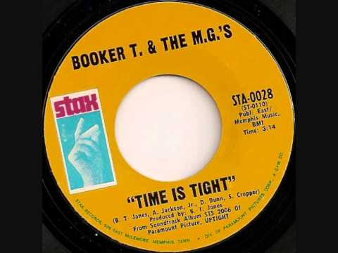Booker T And The Mgs - Time Is Tight