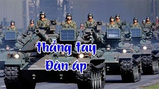 CSVN điều động quân khu 4 vào Biên Hòa lùng bắt hết người biểu tình