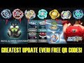 GREATEST UPDATE EVER! FREE QR CODE! LUNIOR L3 CAYNOX C3 SPRYZEN REQUIEM AND MORE BEYBLADE BURST APP