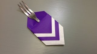 Daily Origami: 135 - Utensil Holder