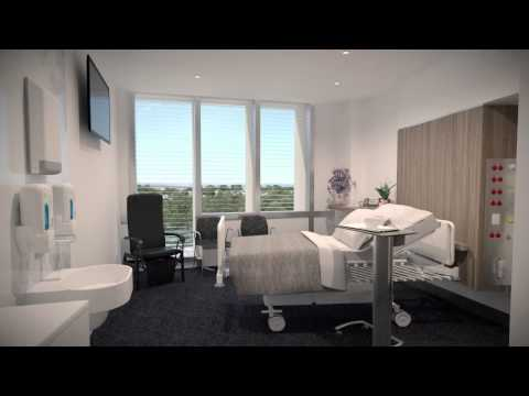 Impact Multimedia - 3d Flythrough - Sydney Adventist Hospital