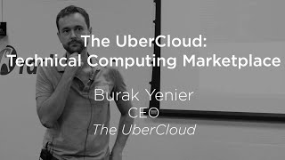 The Ubercloud: Technical Computing Marketplace
