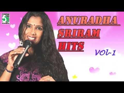 Anuradha Sriram Super Hit Songs Audio Jukebox  Vol 1