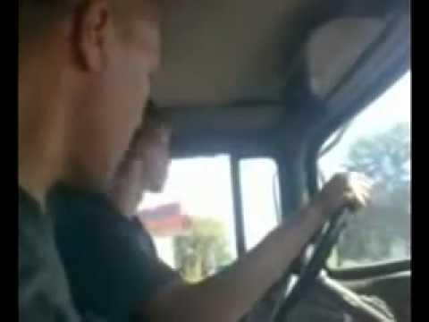 Обучение вождению Зил 130