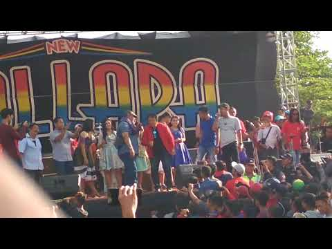 KEPALSUAN - H. Mansur S ft ALL Artist New Pallapa live Jati Rejo Karanganyar Demak 11 Juli 2K17