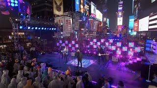 Dan + Shay - Tequila (Live on Dick Clark's New Year's Rockin' Eve)