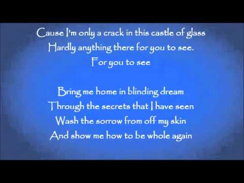 Linkin Park - Castle Of Glass (lyrics On Screen) video