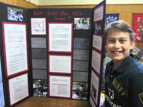Thacher Montessori School - Science Fair - 03/15/2012