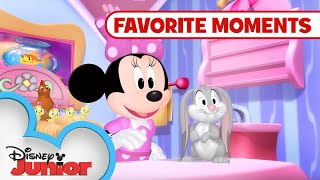 Bow-Toons Compilation! Part 7 | Minnie's Bow-Toons | Disney Junior
