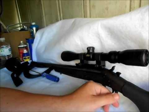 NEF Handi Rifle: Utilitarian Masterpiece