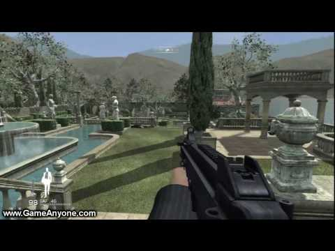 Let's Play: 007 Quantum of Solace (PS3)[HD] - Part 1