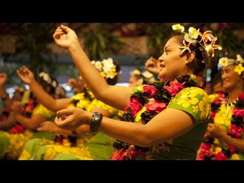 Samoa 2013 holiday travel guide part 1/4