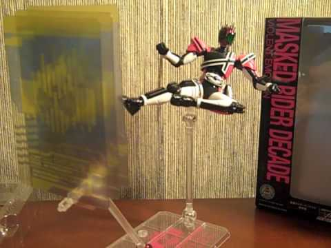 Review: S.H.Figuarts - Kamen Rider Decade Violent Emotion