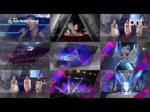 2015 Asia Model Festival Asia 美 Festival - Asia Beauty Awards