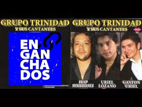 GRUPO TRINIDAD LEO MATTIOLI URIEL LOZANO ENGANCHADOS CD COMPLETO...