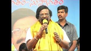 AP Minister Sidda Raghavarao Supports CM Chandrababu's Dharma Porata Deeksha | Ongole | ABN