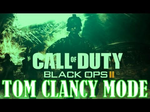 Call Of Duty Black Ops II - Tom Clancy Mode