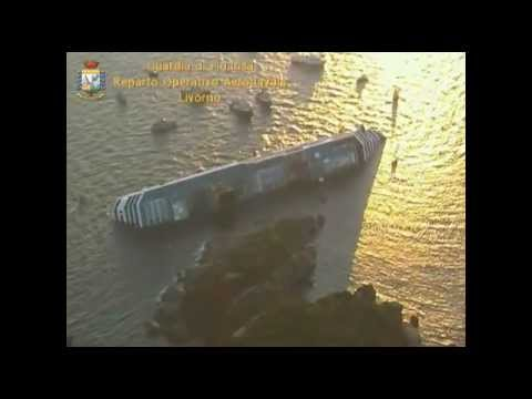 "www.ilmattino.it - Naufragio Costa Concordia, la nave affonda ""come il Titanic"""