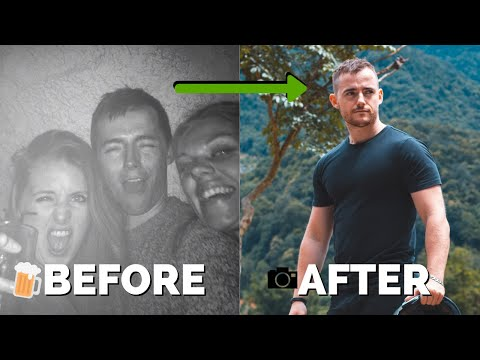 My Alcohol Transformation Story - Quit Drinking Motivation