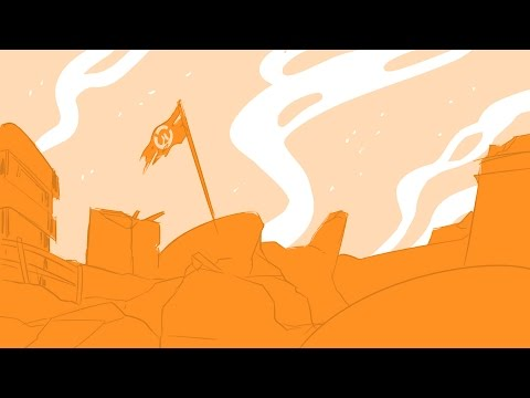 [Overwatch Reaper76 Animatic] Miss Atomic Bomb