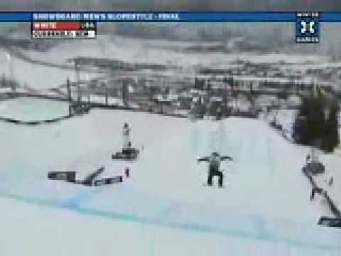 Winter X Games 13 [2009] - 1st Shaun White - Slopestyle Men