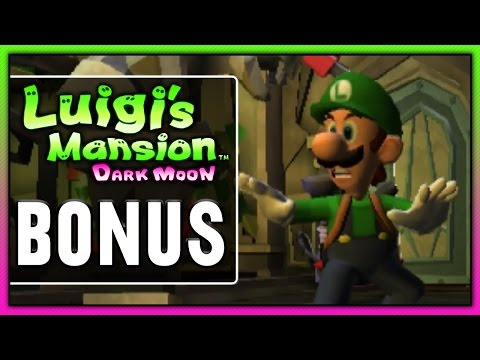Misc Computer Games - Luigis Mansion - Ghost Theme