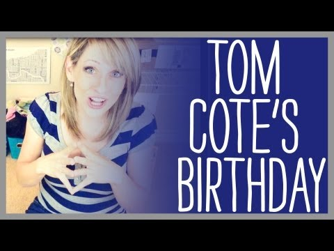 Tom Cote Happy Birthday Video
