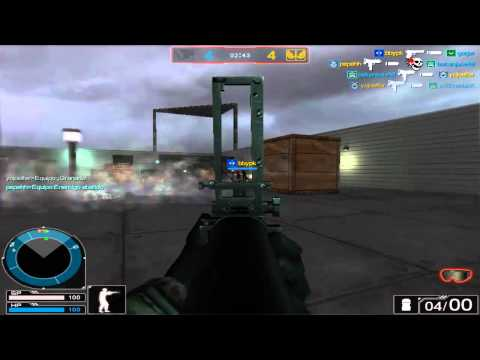 Abusando de noobs con M79 Operation7 Latino 720p [HD]