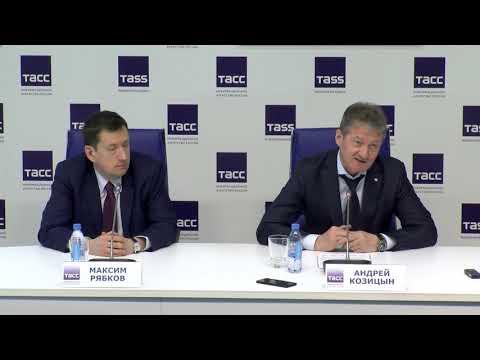 """Пресс-конференция руководства ХК """"Автомобилист"""" 17.04.19"""