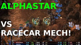 AlphaStar vs RACECAR MECH!
