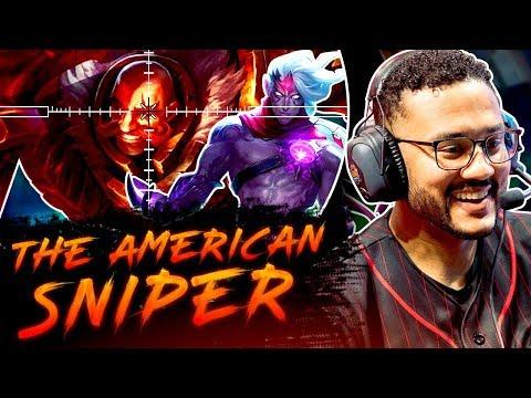 THE AMERICAN SNIPER | APHROMOO