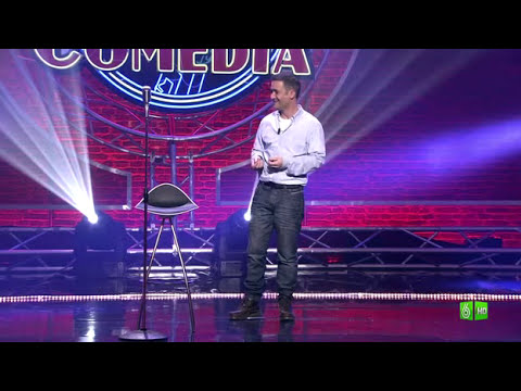 12º Programa de El club de la comedia - 17-04-11 (Completo)