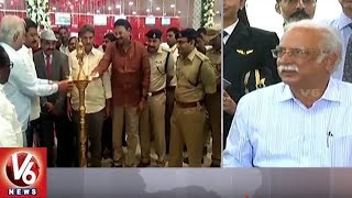 Minister Ashok Gajapathi Raju Launches Air India Services From Gannavaram Airport | Vijayawada