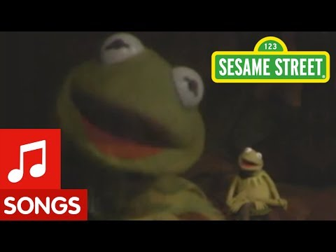 Sesame Street: Its Not Easy Being Green Kermits Song