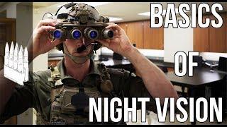 Basics of Night Vision Setup