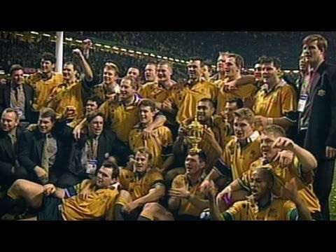 Wallaby captain John Eales looks back at RWC 1999 - Wallaby captain John Eales looks back at RWC 199