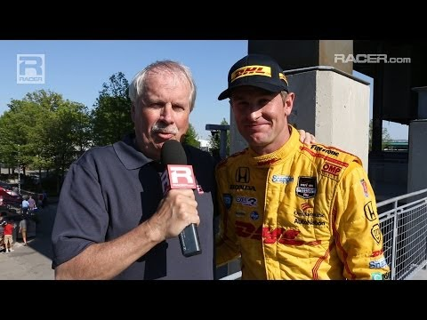 RACER: Indy 500 Winner Ryan Hunter-Reay