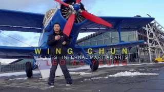 When Wing Chun (詠春) meet Internal Martial arts by Leo Au Yeung