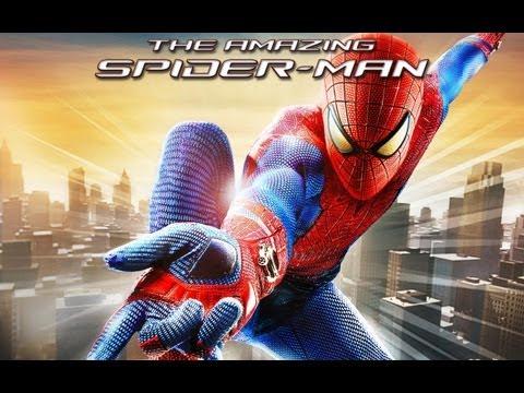 Zagrajmy w The Amazing Spider-Man (cz.1) Laboratorium & BOSS