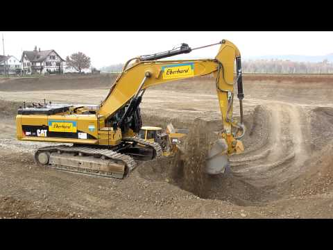 CAT 385 C  LME Part 2 Music Videos