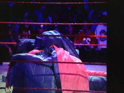 Lita And Edge In Bed In The Ring Of The Wwe In Live :o video