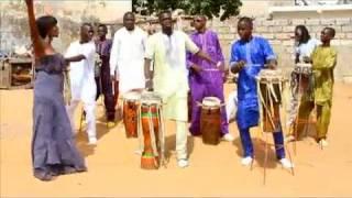 Pagaye Mbaye avec sa nouvelle danse : Thioumboukh